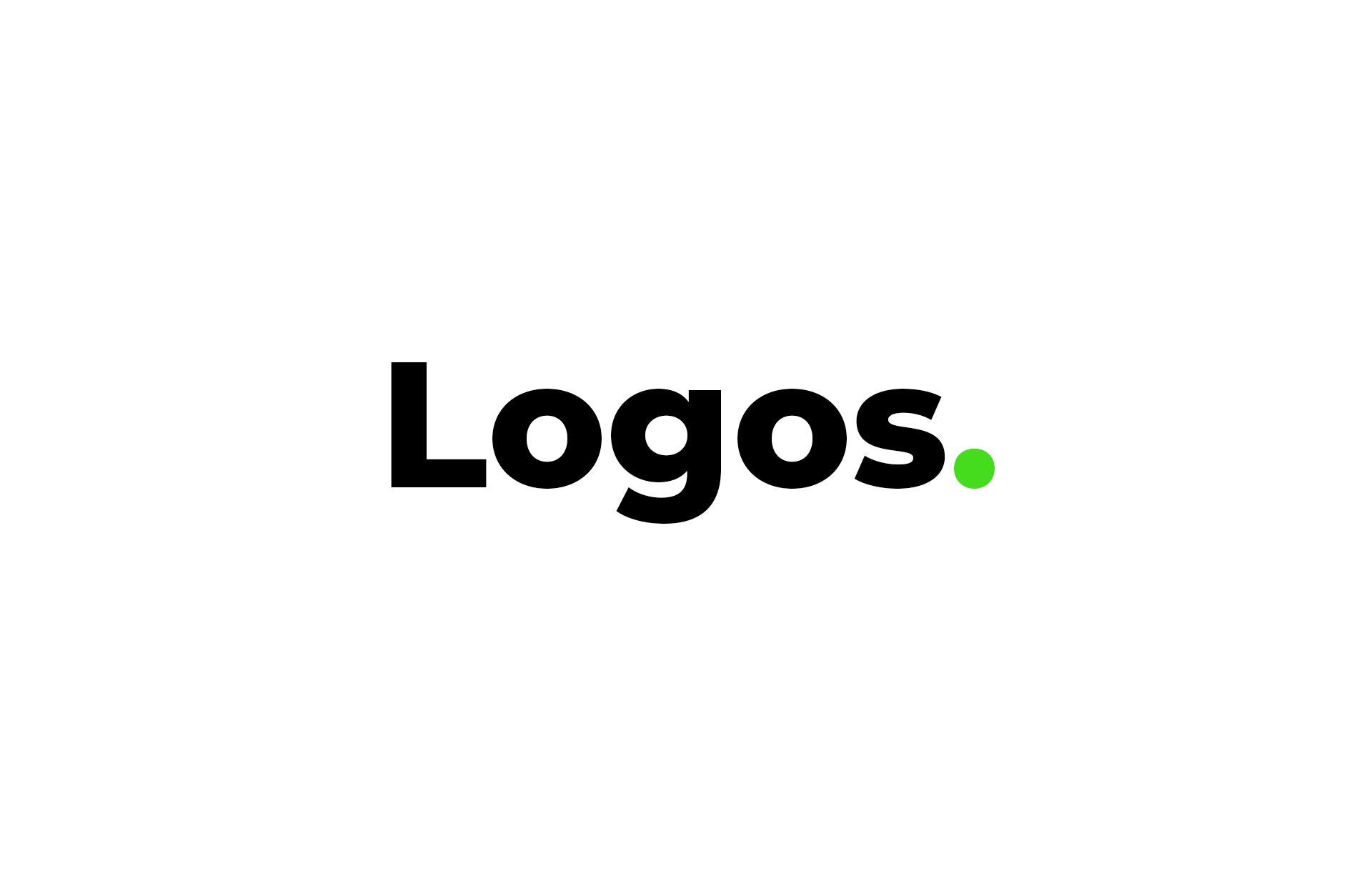 Logos, signs and symbols